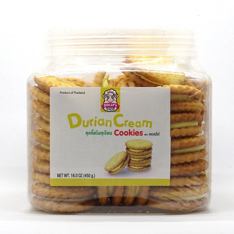 Dolly's durian Cream Filled Sandwich Biscuits 450g750 x 750 jpeg 92kB