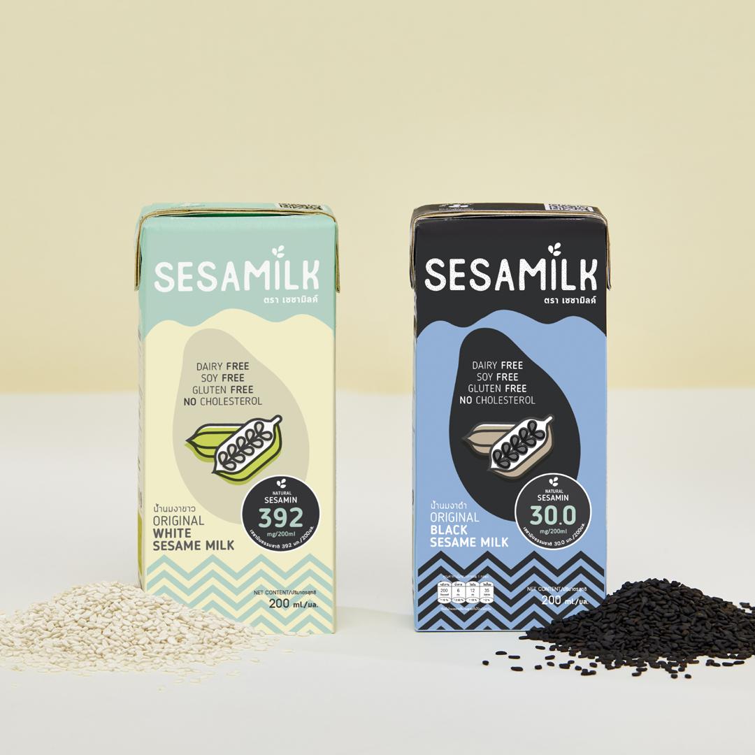 Sesamilk-black-white