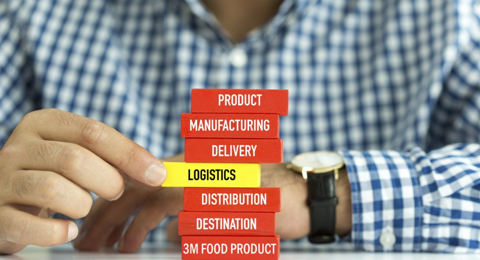 LOGISTIC concept with 3M Food Product