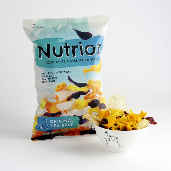 Nutrioz Mixed Root Chips